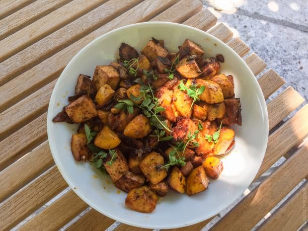 lutsubo express – tofu à la provençale | lutsubo